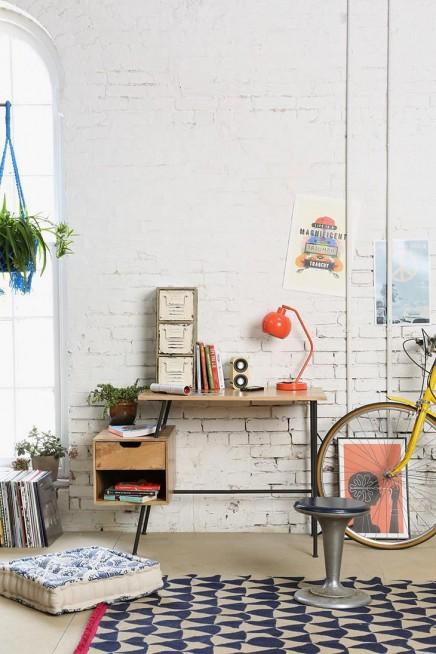 10x wei e backsteinmauer wohnideen einrichten - Deco slaapkamer ontwerp volwassen ...
