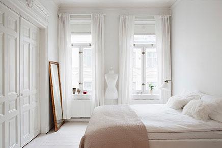 wei e schlafzimmer von stylist elin kling wohnideen einrichten. Black Bedroom Furniture Sets. Home Design Ideas