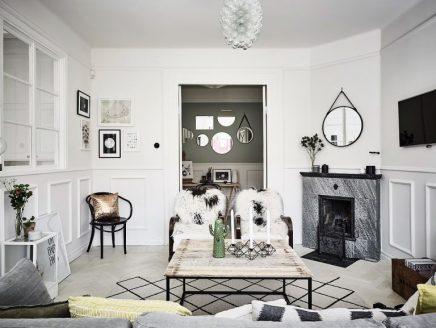 diese wohnung verf gt ber eine partition in verlieben wohnideen einrichten. Black Bedroom Furniture Sets. Home Design Ideas