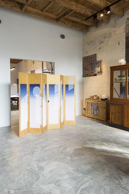 Wohnung studio kombination von maurice und liesbeth for Studio wohnung einrichten