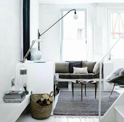 Wohnzimmer Ferienhaus von Valentina Pilia