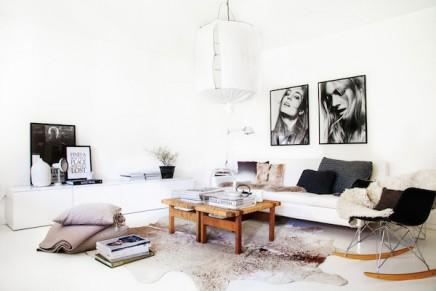 Wohnzimmer styling von Pella Haithabu