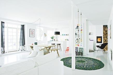raumgestaltung von stylistin louise kamman riising wohnideen einrichten. Black Bedroom Furniture Sets. Home Design Ideas