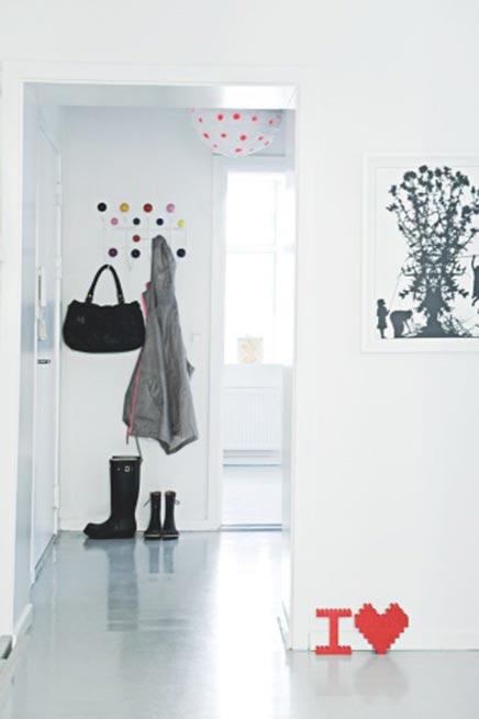 Raumgestaltung von Stylistin Louise Kamman Riising