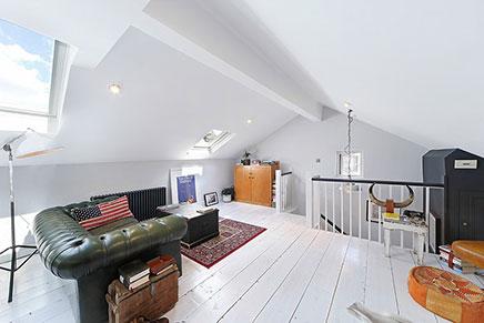 Atemberaubend Einrichtung Einer Dachgeschosswohnung Raumlosungen ...