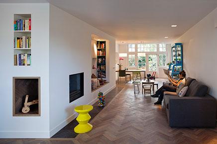 zwei h user in einem zusammengef hrten wohnideen einrichten. Black Bedroom Furniture Sets. Home Design Ideas